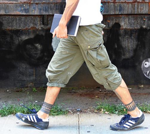冷知识 | 男生短裤多长最有型?这样穿短裤才是翩翩公子  夏6月 第4张