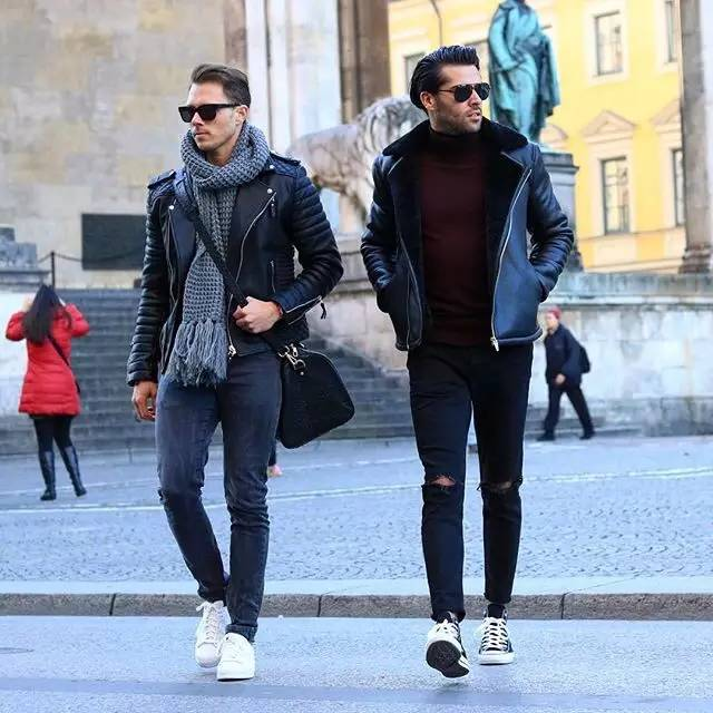 夹克收集狂:夹克永远穿不够!没有它们怎么算入冬?  秋11月 第20张