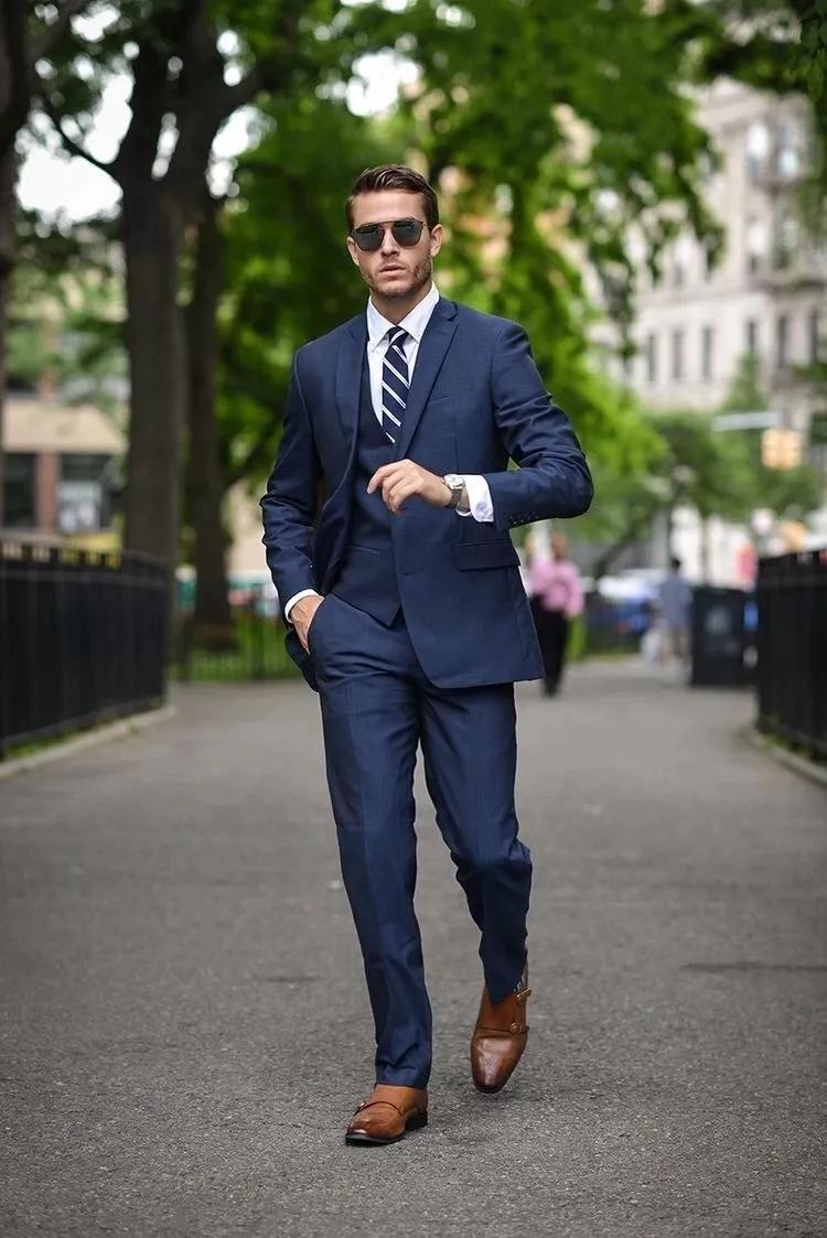 《创业时代》的男人 会穿搭吗?  秋11月 第35张