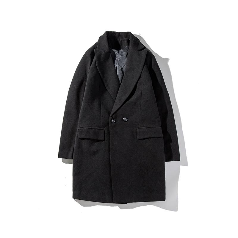 大衣怎么穿才有型?时尚博主们来支招了  秋11月 第23张