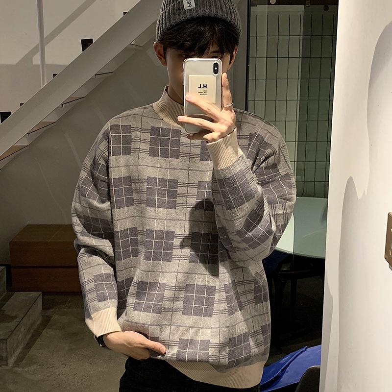 2018秋冬流行的型男毛衣,如何穿出时尚feel?  秋11月 第28张