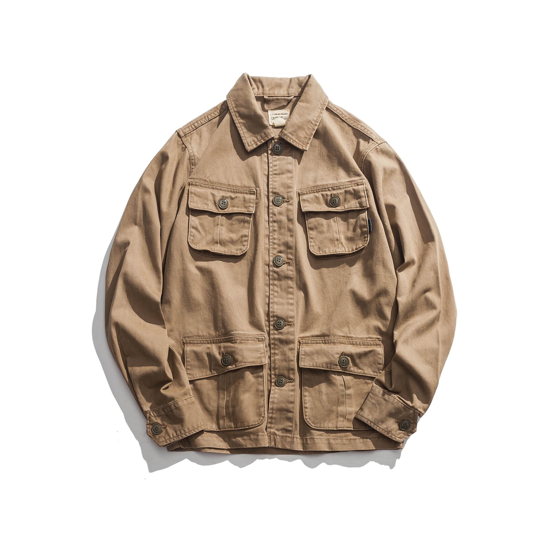 夹克收集狂:夹克永远穿不够!没有它们怎么算入冬?  秋11月 第29张