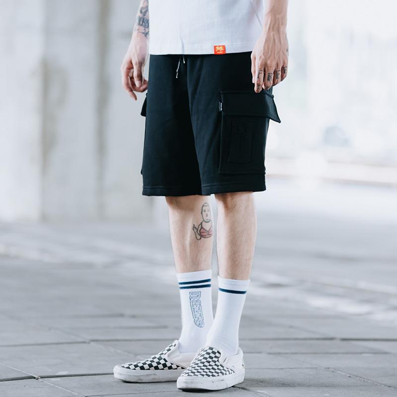 KEYWORD 新品 | 凭一条工装短裤燃爆荷尔蒙,搭配魅力只有潮人能懂  春5月 搭配 第4张