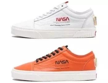 Vans x NASA出了双sneaker 穿着它飞上太空吧  秋11月 第4张