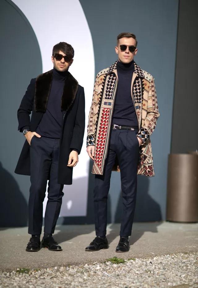 大衣怎么穿才有型?时尚博主们来支招了  秋11月 第8张