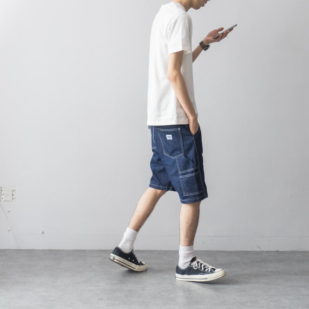 没有短裤夏天怎么过!这些款式你都备齐了吗?  春5月 第15张