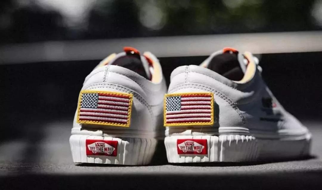 Vans x NASA出了双sneaker 穿着它飞上太空吧  秋11月 第7张