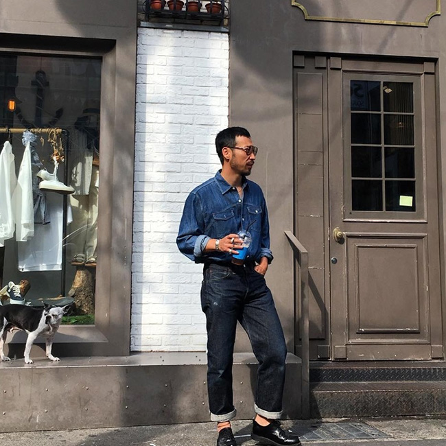 Daily Lookbook | VOL.3 型男大叔的日常穿搭  夏7月 第2张