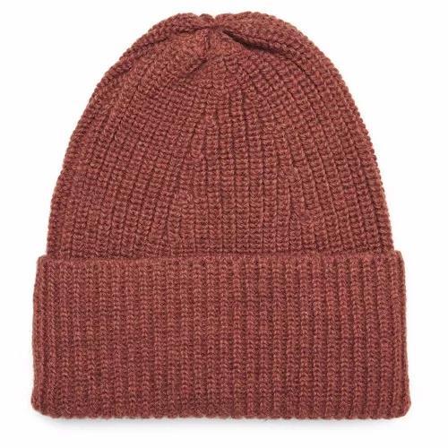 一顶毛线帽,竟能搭配所有衣服