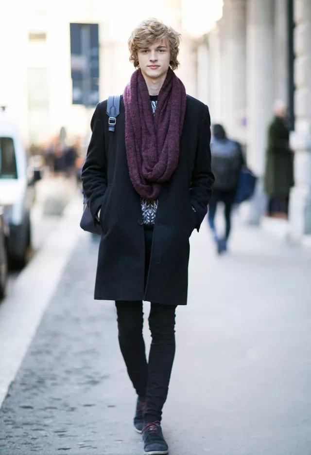 大衣怎么穿才有型?时尚博主们来支招了  秋11月 第15张