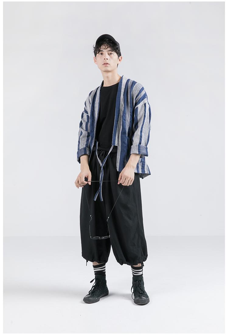 和式单品,演绎日系古风穿搭指南  搭配 第5张