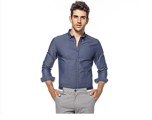 夏季穿衣 男人要学会用条纹点缀魅力  夏6月 第4张