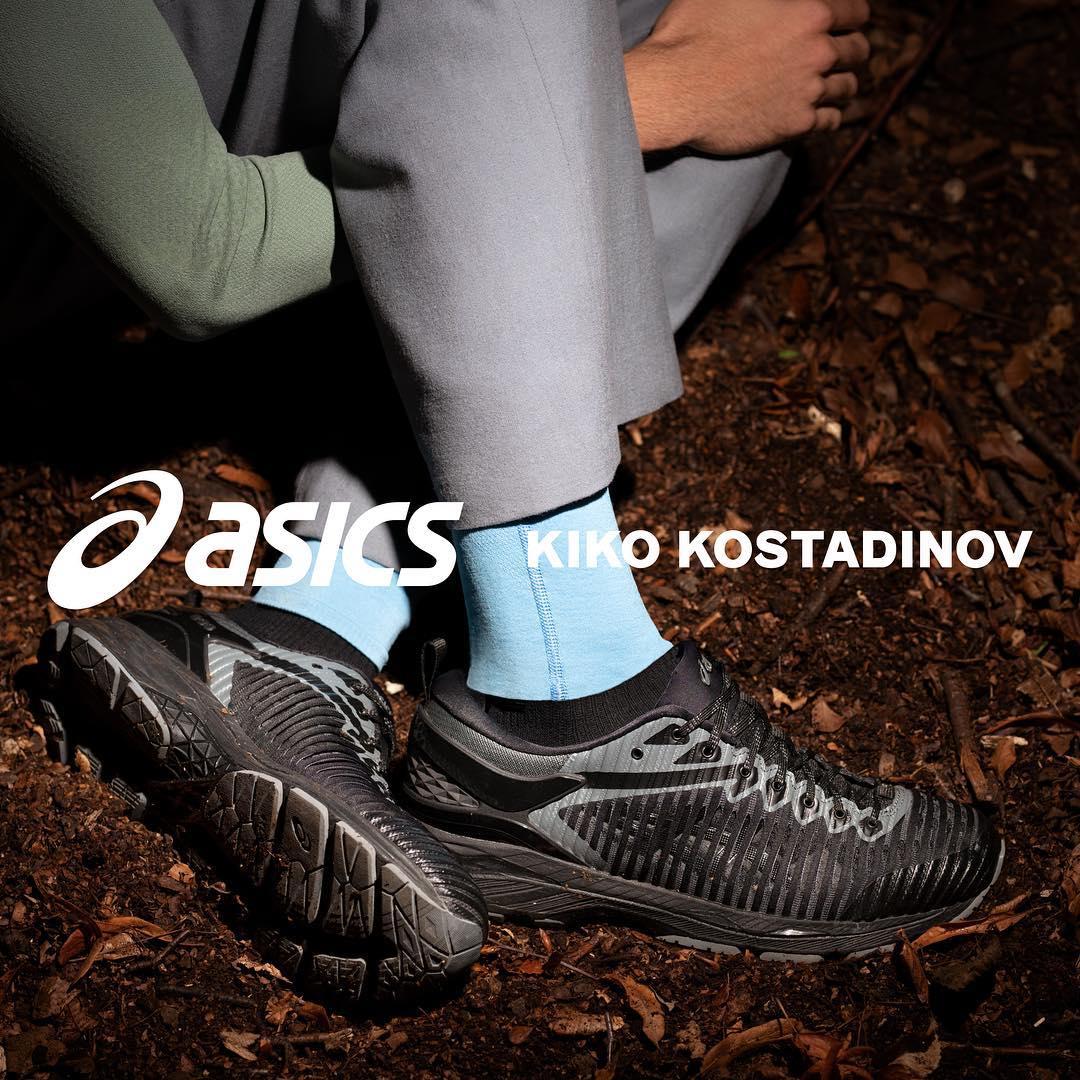 Kiko Kostadinov x ASICS GEL-DELVA 即将于本周发售  秋11月 第1张