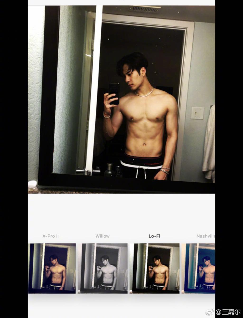"""杜淳现在长这样?男艺人健身堪比""""整容""""啊  秋11月 第25张"""
