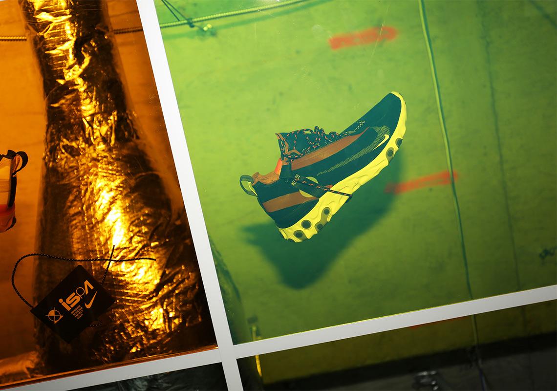 """终于有了发售日期!这双 Nike React 新鞋重新定义了 """"机能""""!  秋11月 第3张"""