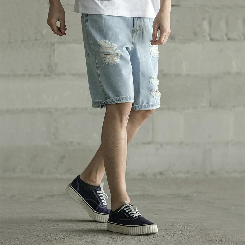没有短裤夏天怎么过!这些款式你都备齐了吗?  春5月 第14张