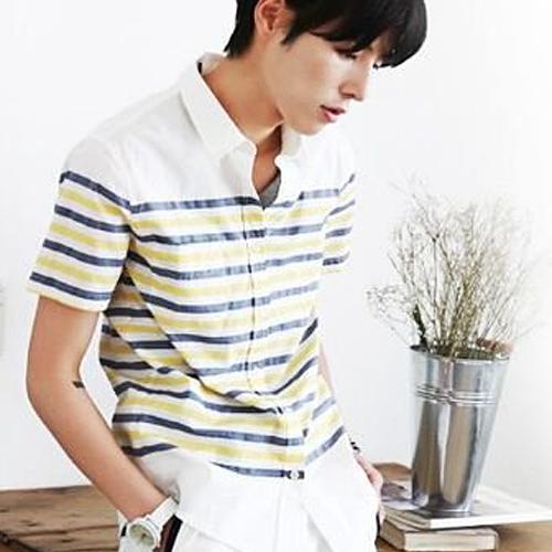 夏季穿衣 男人要学会用条纹点缀魅力  夏6月 第17张