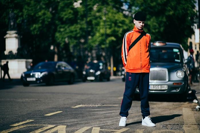 TOP街拍   2018伦敦男装周 小鲜肉帅大叔集体霸屏  夏6月 第12张