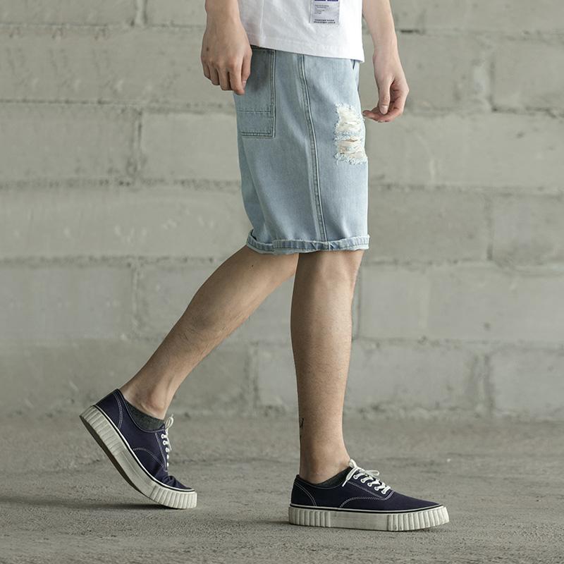 没有短裤夏天怎么过!这些款式你都备齐了吗?  春5月 第13张