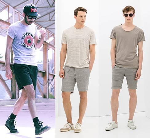 冷知识 | 男生短裤多长最有型?这样穿短裤才是翩翩公子  夏6月 第10张