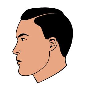 你的脸型适合什么样的发型?  秋11月 第21张