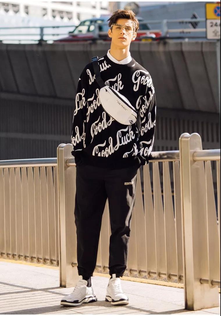 2018秋冬流行的型男毛衣,如何穿出时尚feel?  秋11月 第13张