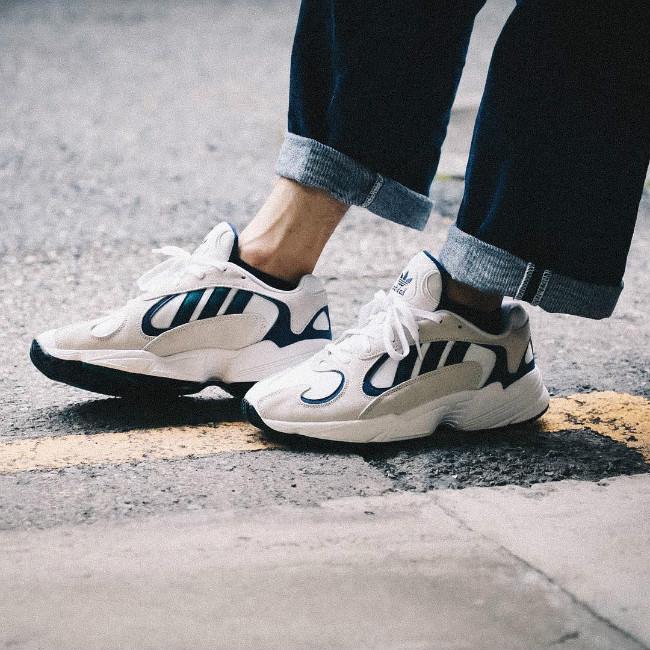 今年大热的平民老爹鞋!adidas Yung-1 两款全新配色刚刚发售!  秋11月 第5张