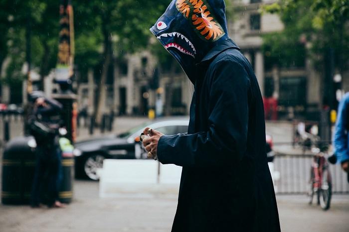 TOP街拍   2018伦敦男装周 小鲜肉帅大叔集体霸屏  夏6月 第13张