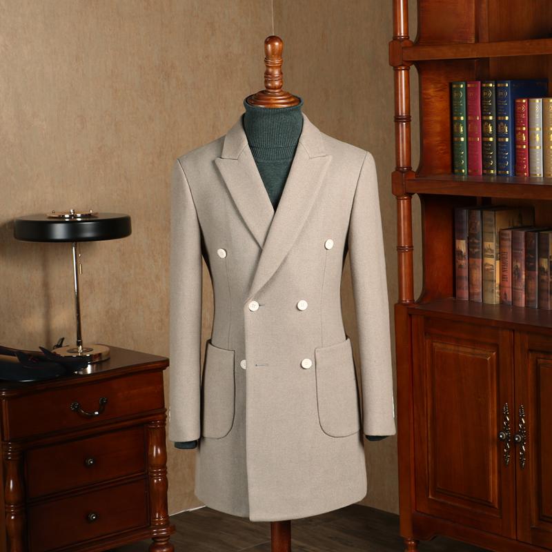 大衣怎么穿才有型?时尚博主们来支招了  秋11月 第29张