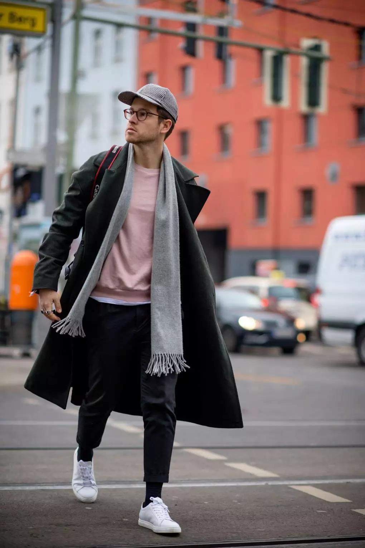 羡慕别人的180cm,不如用这条『九分西裤』管好自己的双腿  秋11月 第17张