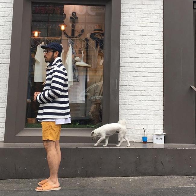 Daily Lookbook | VOL.3 型男大叔的日常穿搭  夏7月 第3张
