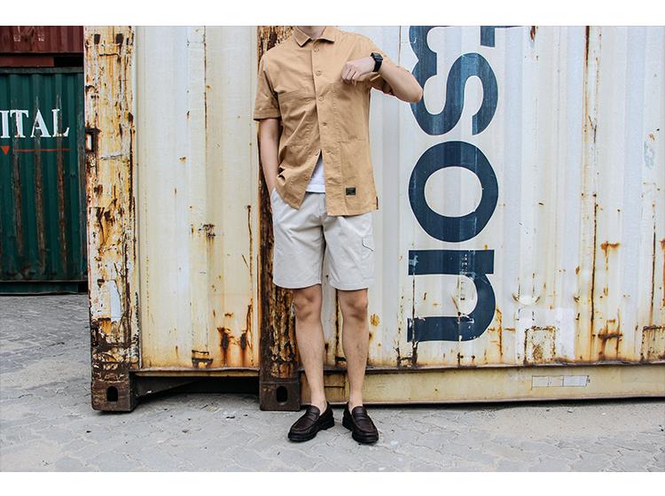 KEYWORD 新品 | 型男如何穿好工装风格  春5月 搭配 第3张