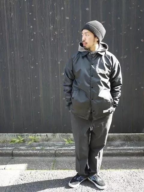防风防雨,教练夹克安排下  秋11月 第10张