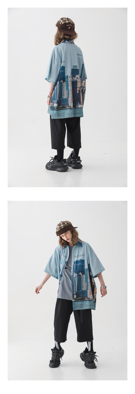 时尚印花如何搭?夏季雅痞绅士范穿搭示范  搭配 第2张