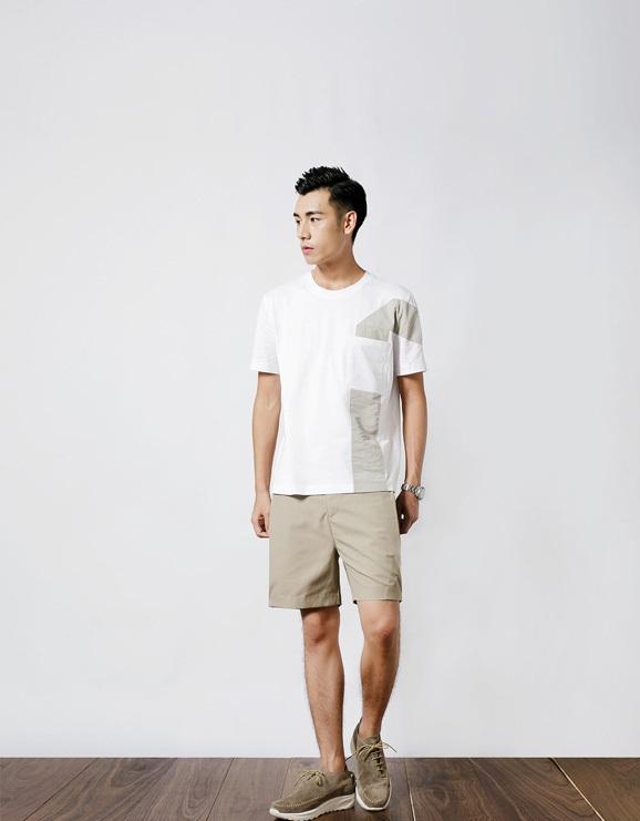 没有短裤夏天怎么过!这些款式你都备齐了吗?  春5月 第7张