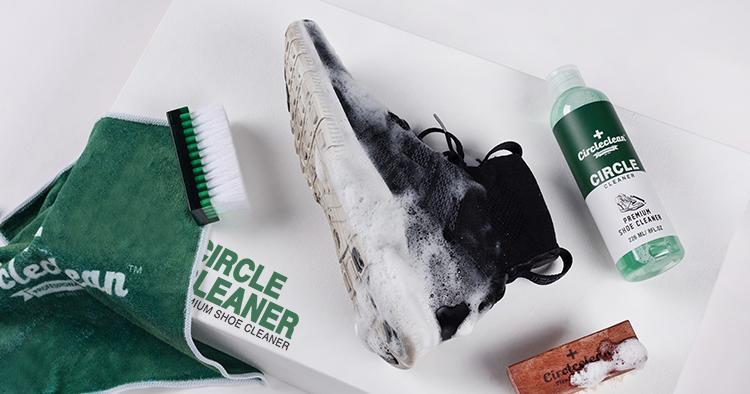 耐克和阿迪都把持不住 这个洗鞋神器连皮革织物也能洗  夏6月 第6张
