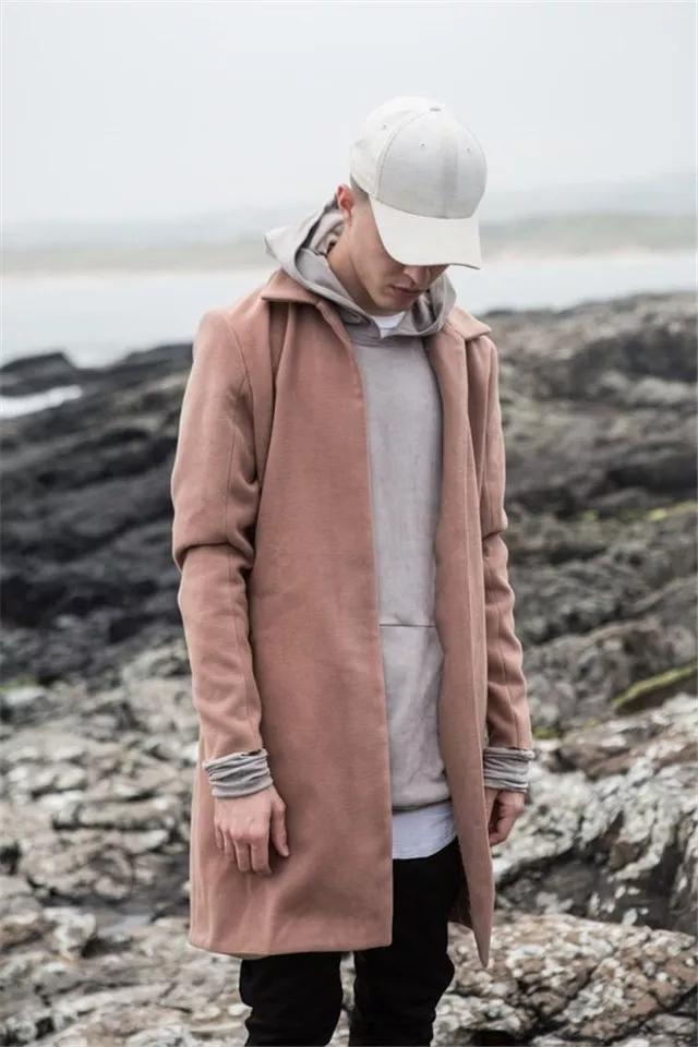 大衣怎么穿才有型?时尚博主们来支招了  秋11月 第12张