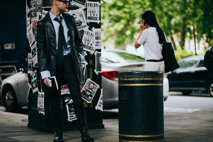TOP街拍   2018伦敦男装周 小鲜肉帅大叔集体霸屏  夏6月 第10张