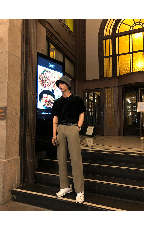 KEYWORD 新品 | 韩系风格优雅穿搭见解  搭配 第1张