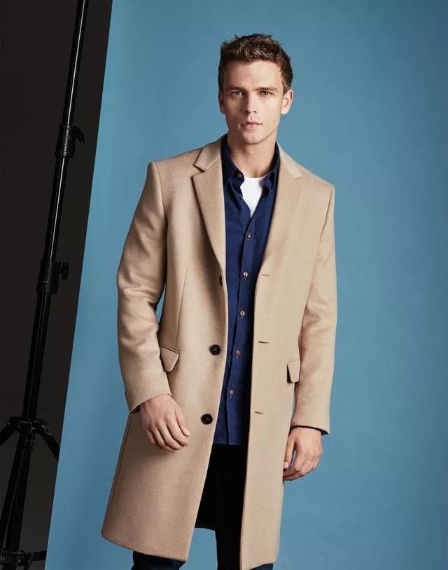 大衣怎么穿才有型?时尚博主们来支招了  秋11月 第2张
