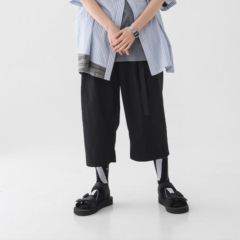 时尚印花如何搭?夏季雅痞绅士范穿搭示范  搭配 第5张