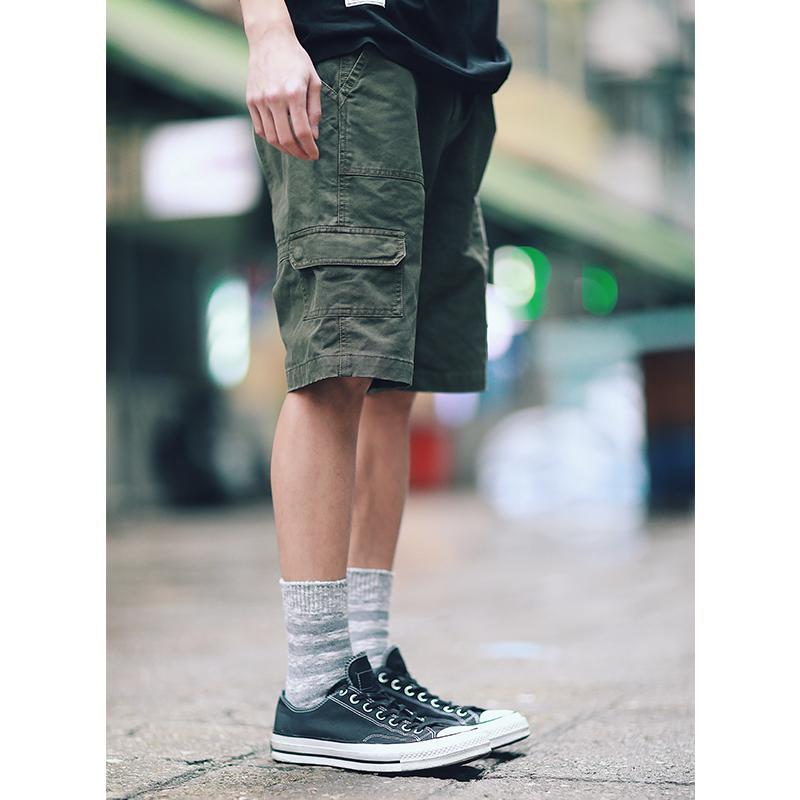 没有短裤夏天怎么过!这些款式你都备齐了吗?  春5月 第12张