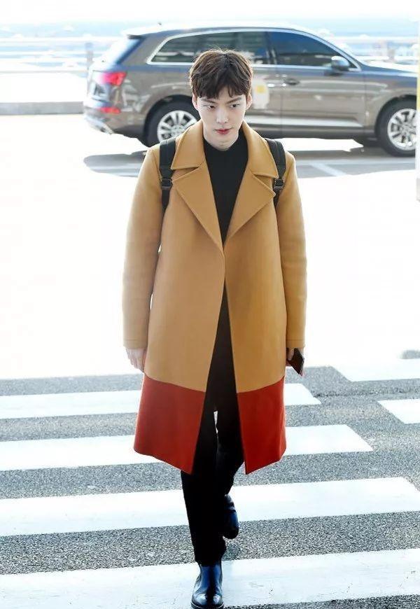 每个男生都是大衣控,冬天少了大衣怎么行?!  秋11月 第15张