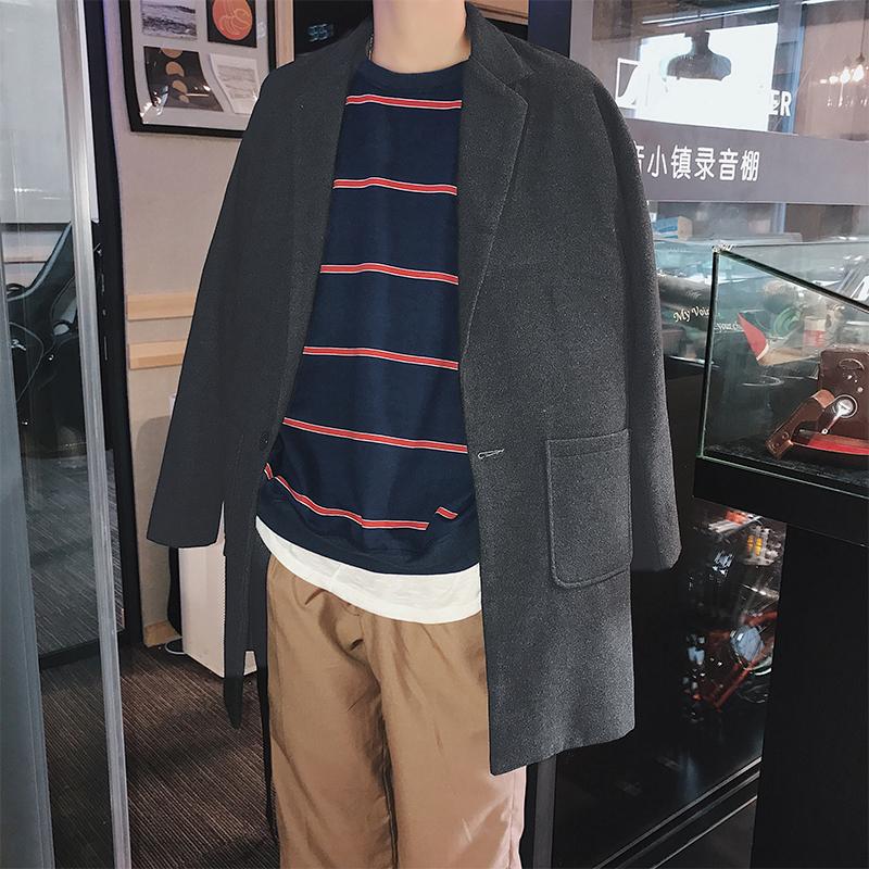大衣怎么穿才有型?时尚博主们来支招了  秋11月 第25张