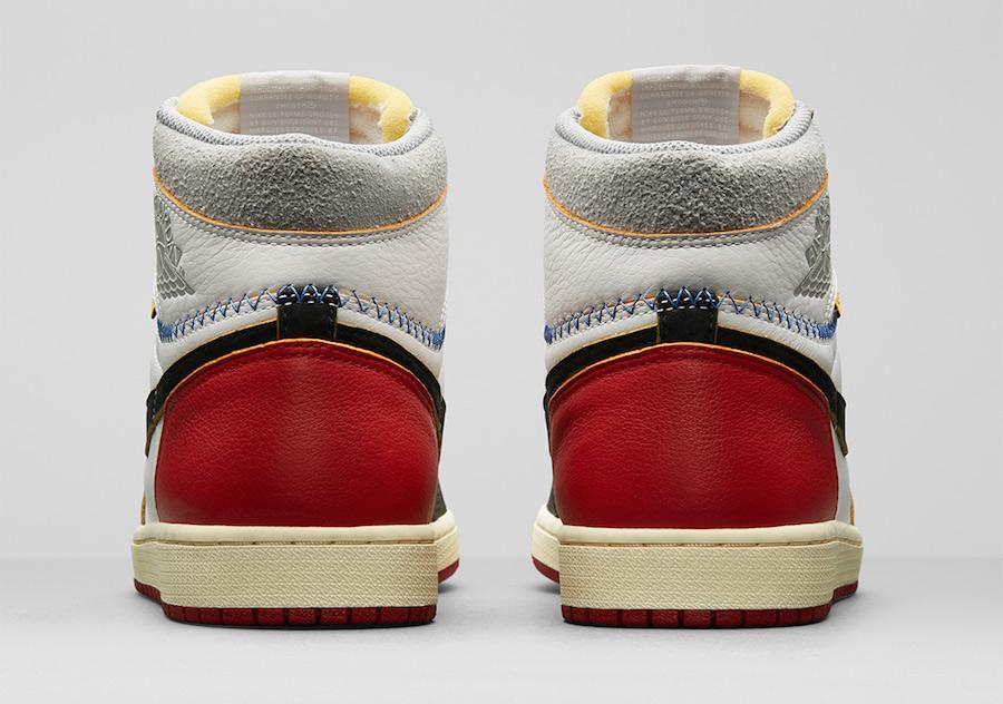 中国区只发一款配色!Union x Air Jordan 1 设计灵感也曝光了!  秋11月 第11张