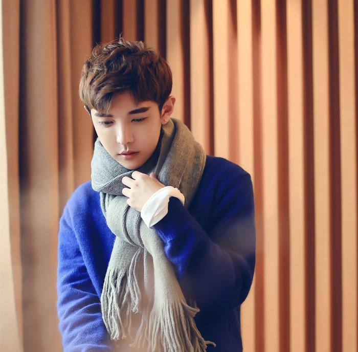 男士围巾到底有多重要?冬天要来了你不来一条嘛!  秋11月 第1张