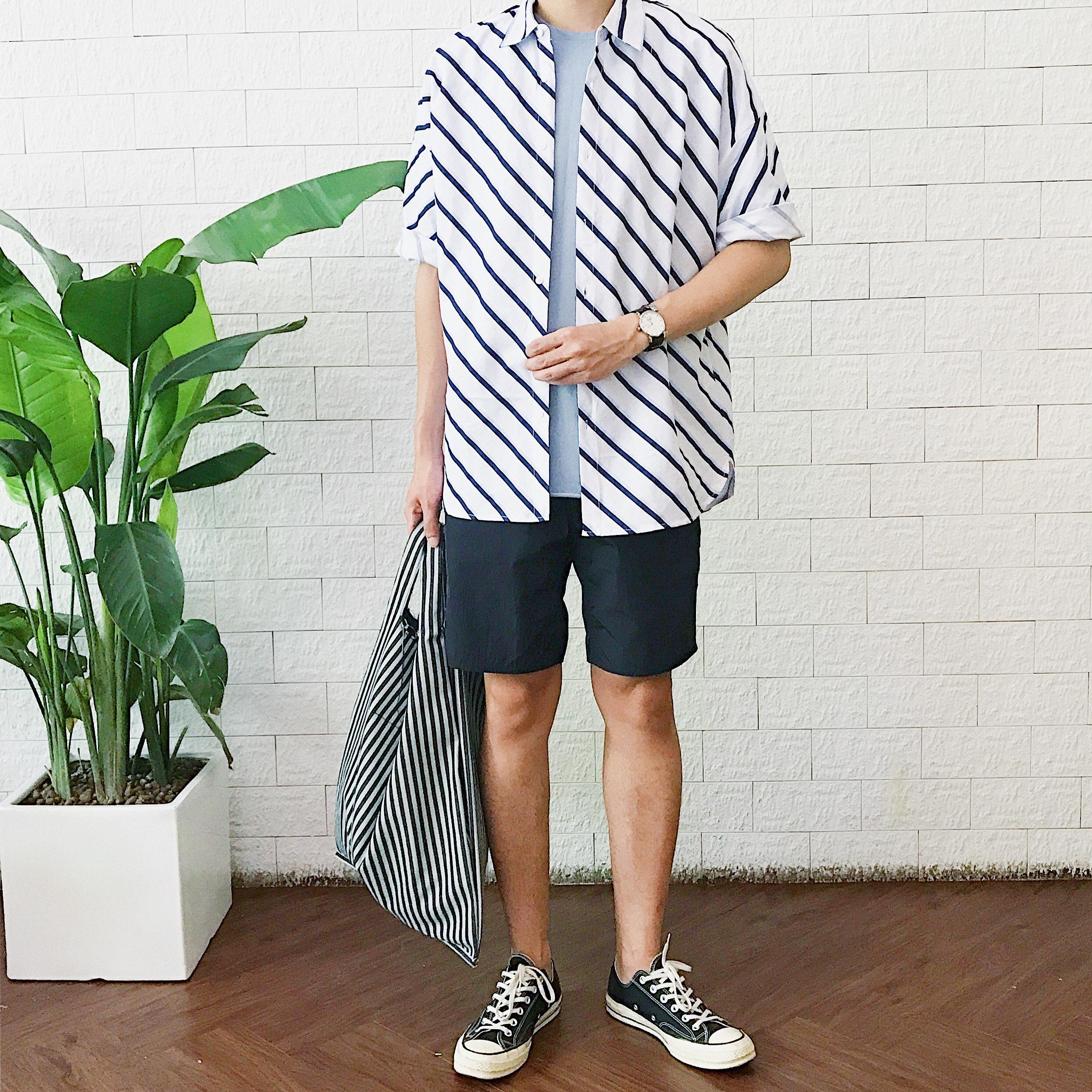 夏季穿衣 男人要学会用条纹点缀魅力  夏6月 第18张
