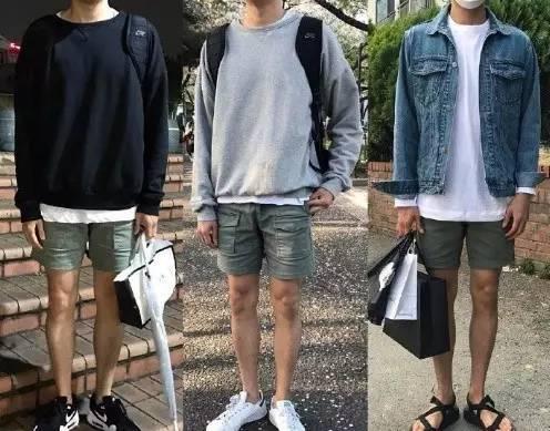 夏日男装清爽搭配,简洁又讨喜  夏8月 第5张