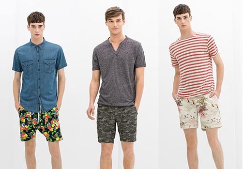 冷知识 | 男生短裤多长最有型?这样穿短裤才是翩翩公子  夏6月 第6张
