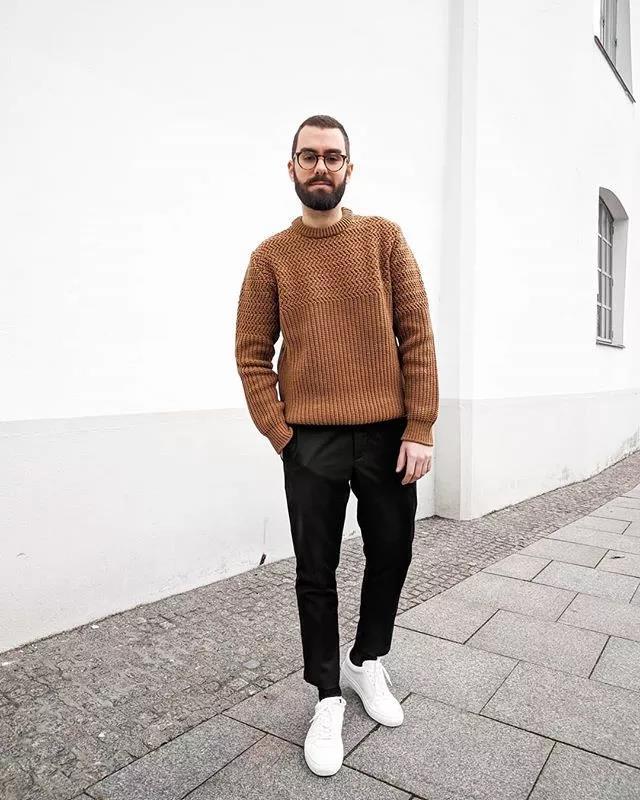 2018秋冬流行的型男毛衣,如何穿出时尚feel?  秋11月 第22张
